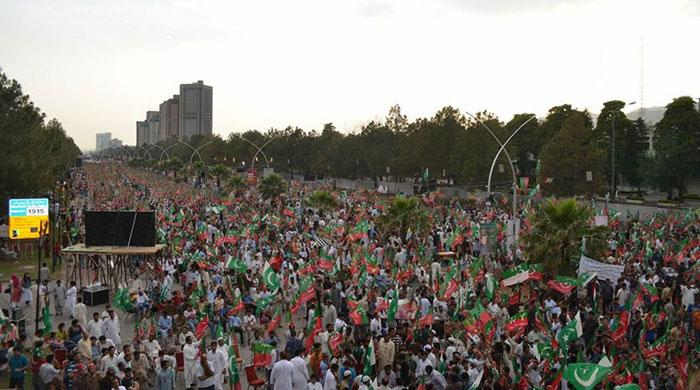 PTI to hold rally in Islamabad next week ahead of Nov. 2 sit-in