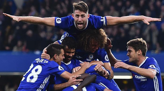 Chelsea humiliate Mourinho on Stamford Bridge return