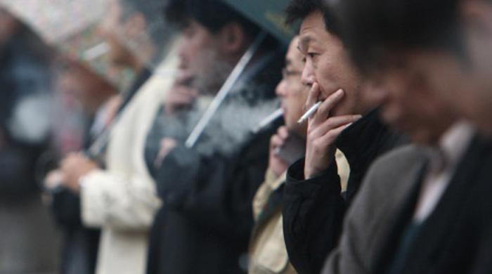 Secondhand smoke linked to higher risk of stroke