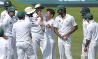 Abu Dhabi Test: Pakistan bowl out WI for 224
