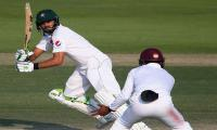 Azhar and Aslam stretch lead to 342 in second Test