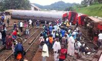 Cameroon train disaster toll rises to at least 60