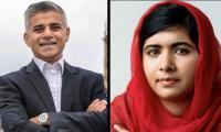 Sadiq Khan, Malala Yousafzai among Top 10 most influential Asians