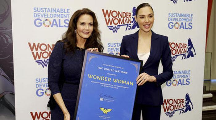 UN appoints Wonder Woman as honorary ambassador amid criticism