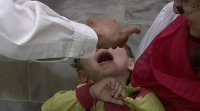 Six-day anti-polio drive starts in Karachi today