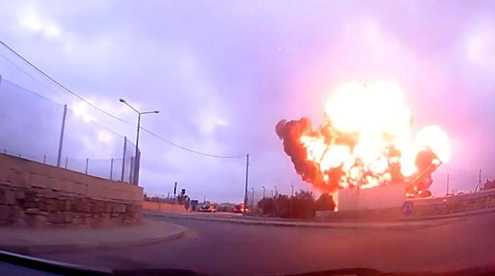 Plane crash in Malta kills five