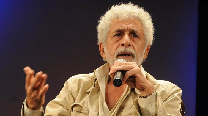 Naseeruddin Shah speaks out in support of Pakistani actors