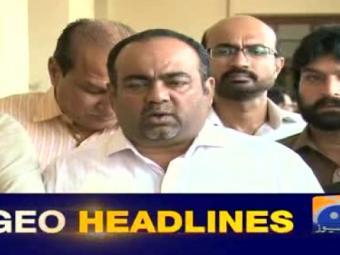 Geo Headlines 1600 24-October-2016