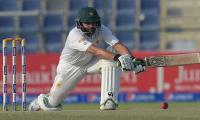 Abu Dhabi Test: Pakistan set West Indies 456 runs to win