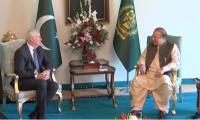 Kashmir issue must be resolved according to UN resolutions: PM