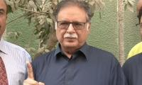 If you're sincere with Pakistan stay quiet when enemy fires, Pervaiz Rashid tells Imran