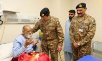 COAS visits Army Liver Transplant Unit