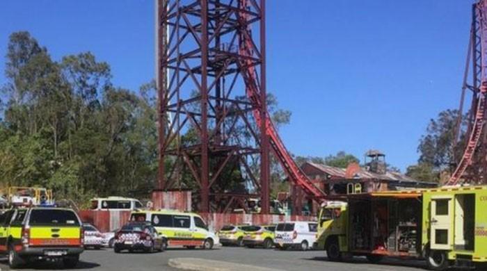 At least three killed on ride at Australia's biggest theme park