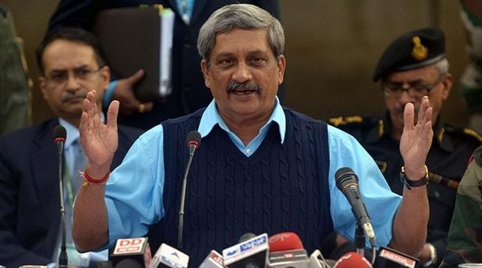 Indian defence minister denounces Quetta terror attack