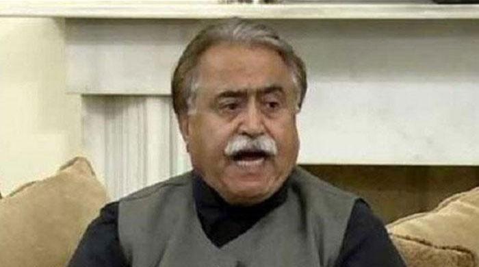 Chandio advises PTI against betting on the 'umpire'