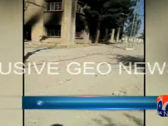 Special Report - Exclusive video: Quetta police training centre attacked 25-October-2016