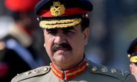 Army Chief Gen Raheel Sharif arrives in Quetta