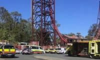 At least three killed on ride at Australia's biggest theme park