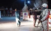In pictures: Terrorists attack police training centre in Quetta