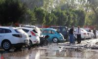 Explosion hits southern Turkey's Antalya, some casualties