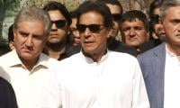 Imran calls Prime Minister a 'security risk'