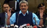 Indian defence minister denounces Quetta terror attack