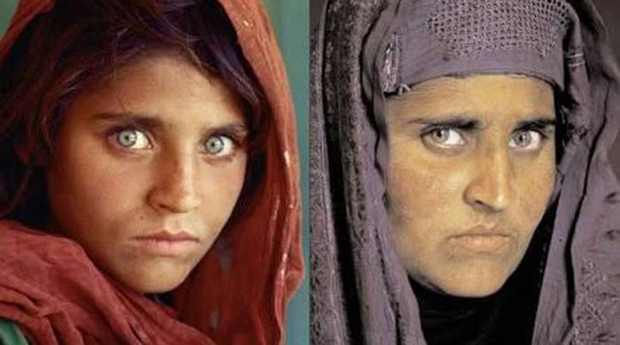 Nat Geo green-eyed 'Afghan girl' arrested
