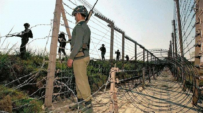 Two civilians martyred, eight injured in Indian cross-border firing