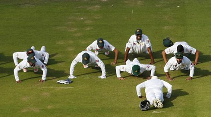 Pakistan cricket team's push-up celebration questioned in NA committee