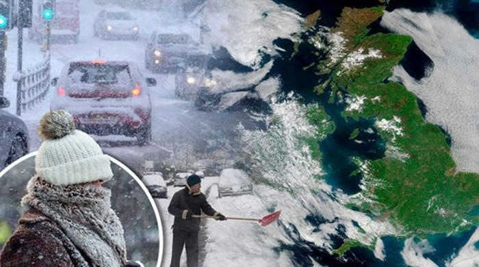 Winter is coming: Forecasters predict extreme cold for UK
