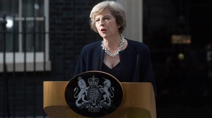 Pakistan, India need to resolve Kashmir issue through dialogue: UK PM