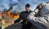 Fresh fires break out at Calais 'Jungle' camp