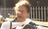 Asma Jahangir advises politicians not to cut branch they are sitting on