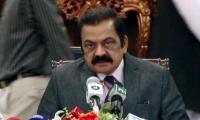 Rana Sanaullah rubbishes Imran Khan's allegations