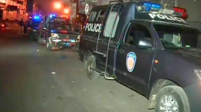 Police detain 50 suspects from various parts of Karachi