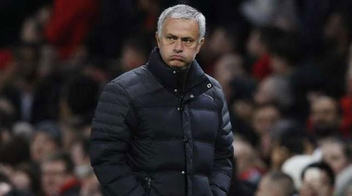 Mourinho says life in Manchester 'bit of a disaster'