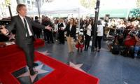Hugh Laurie gets star on Hollywood Walk of Fame