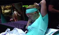 Kuznetsova draws ire of hairdresser after win