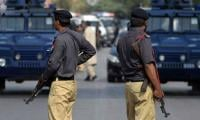Bus driver injured by police's alleged firing in Karachi's North Nazimabad