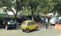 Police surrounds Jahangir Tareen's residence in Islamabad