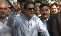Imran vows to hold Islamabad sit-in on Nov 2 at any cost