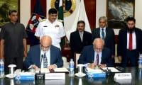 KPT signs agreement with NCMPR Bahria University Karachi