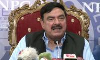 Will smash Section 144 into 144 pieces in Rawalpindi: Sheikh Rashid