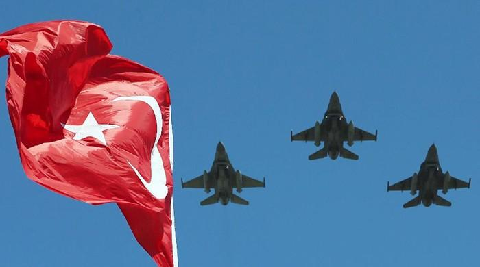 Turkey orders detention of 73 air force pilots