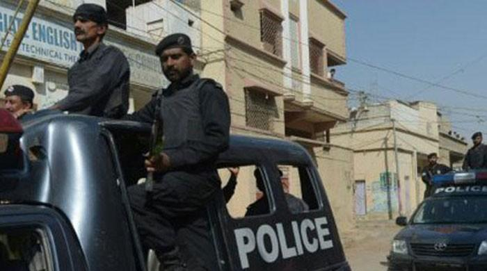 Four-day-old body found in Karachi