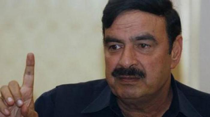 Sheikh Rasheed's driver, guard taken into custody