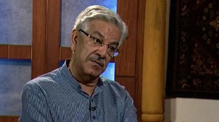 'Military intervention' out of question, says Khawaja Asif