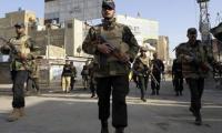 Four terrorists killed, three policemen injured in Quetta