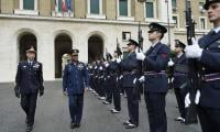 Air Chief Sohail Aman visits headquarters of Italian Air Force