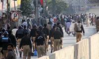 In pictures: Clashes at Committee Chowk